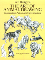Искусство рисовать животных.(The art of animal drawing)