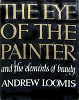 The eye of painter